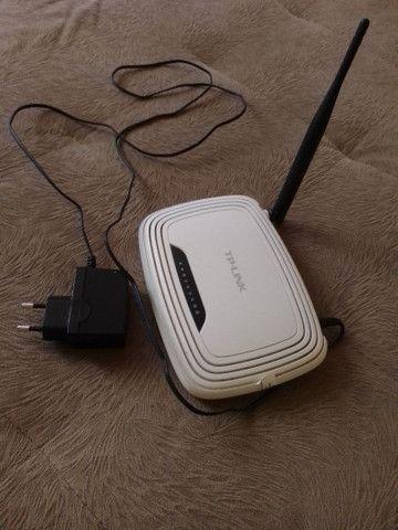 Roteador TP-LINK  wireless N 150Mbps. modeloTL-WR740N