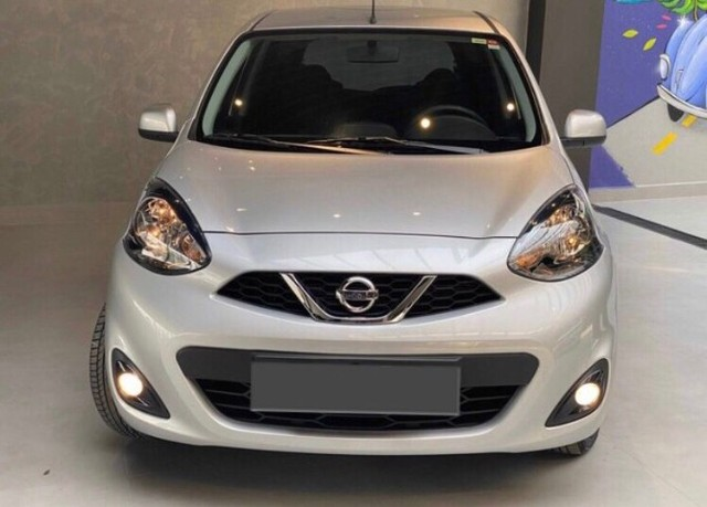 March Nissan SV manual R$ 53.990,00