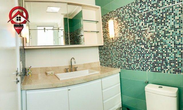 Apto com 251 m² na Península todo projetado e mobiliado - Foto 4