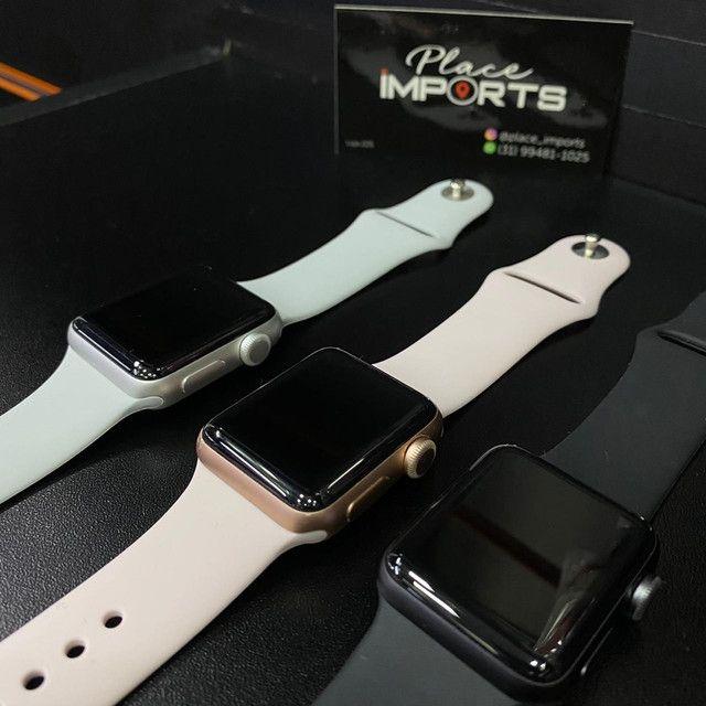 Apple Watch s3 38mm LOJA FÍSICA e entregamos em toda Bh e região  - Foto 2