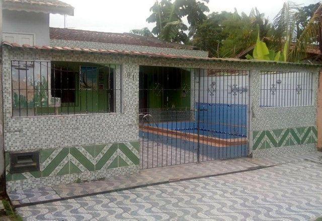 Vendo Casa Em Mosqueiro, Bairro Nobre, Chapéu Virado.