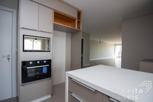 Apartamento à venda com 3 dormitórios em Jardim carvalho, Ponta grossa cod:391691.001 - Foto 16