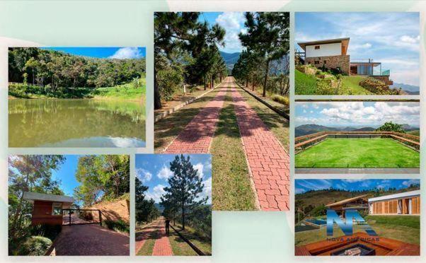 TERRAS ALTAS Terreno em Condomínio à venda em Petrópolis/RJ - Terreno com 5,451m². Sào 85  - Foto 2