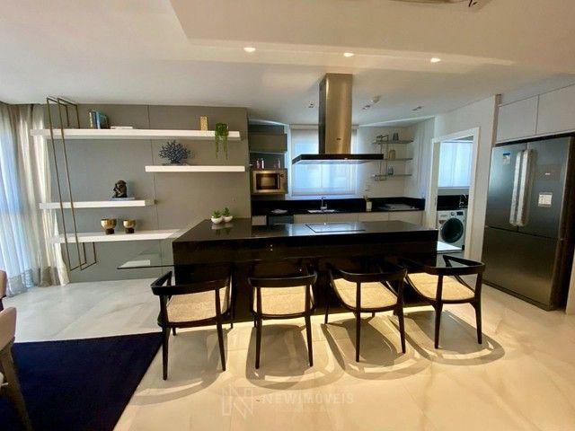 Apartamento Novo Mobiliado e Decorado com 3 Suítes no Centro em Balneário Camboriú - Foto 6