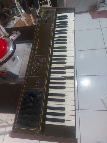 Piano Eletrônico Saema SM -P.10 - Foto 4