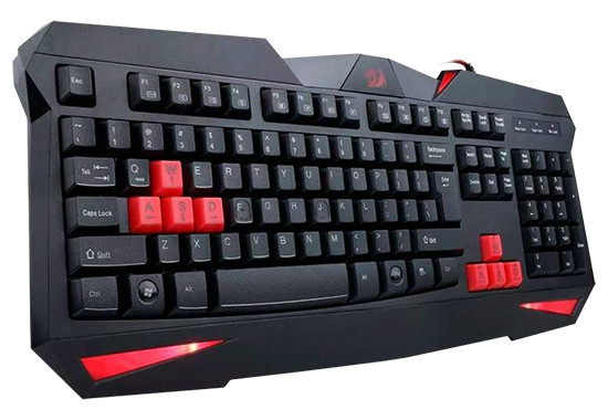 Kit Teclado + Mouse Gamer Redragon - NOVO - Loja Física - Foto 2