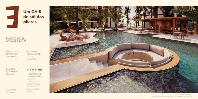 GN- Lançamento beira mar Muro Alto, 2qts c/ piscina e rooftop privativo. - Foto 4