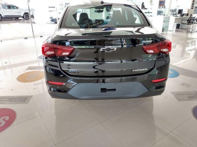 Onix Plus Sedan Premier Midnight Turbo / 0km-2021 - Foto 2