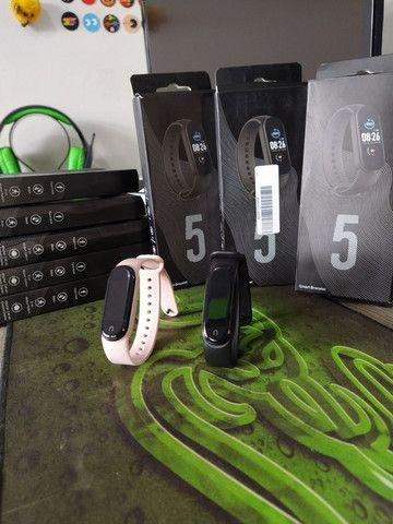 Xoss M5 Smart Watch Bluetooth 4.2 À Prova D 'Água  - Foto 4
