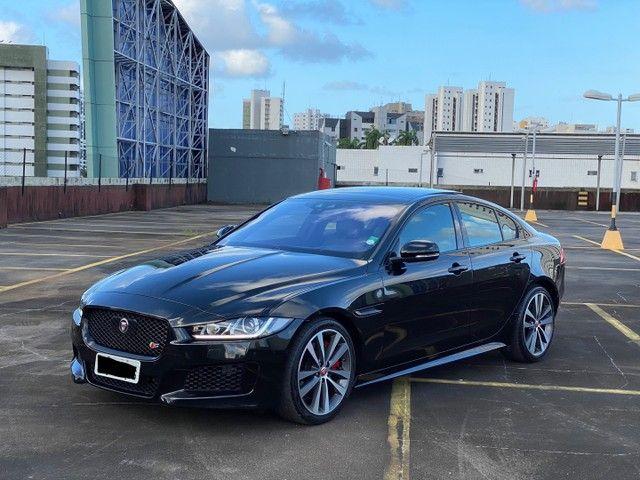 Jaguar XE S V6 supercharger 2016