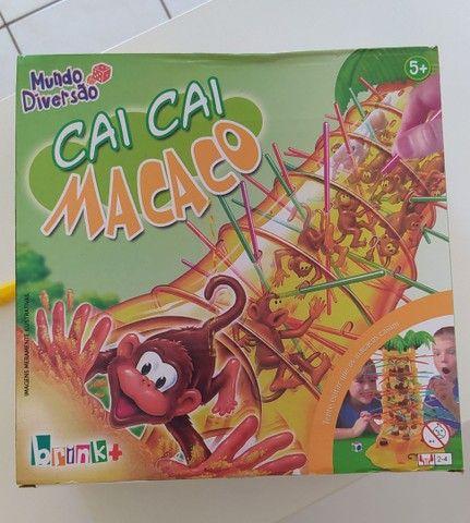 Jogo Cai Cai Macaco - Foto 2