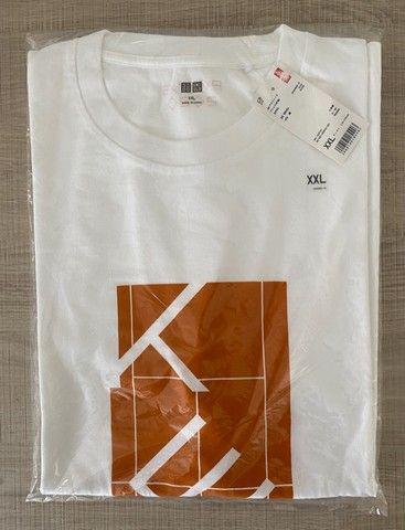 Uniqlo Kei Nishikori T-shirt - Foto 5