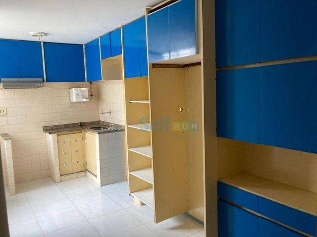 Apartamento para alugar, 75 m² por R$ 1.400,00/mês - Icaraí - Niterói/RJ - Foto 16