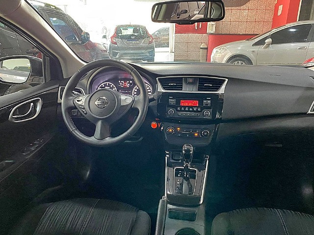 Nissan Sentra S 2.0 Automático (Flex) 2018 - Foto 8