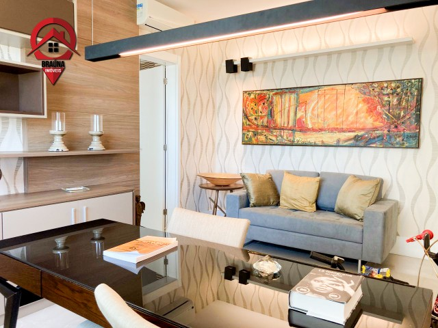 Apto com 251 m² na Península todo projetado e mobiliado - Foto 5