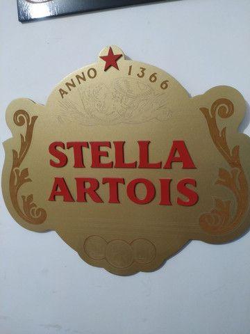 Placas Decorativas Cervejas - Foto 2