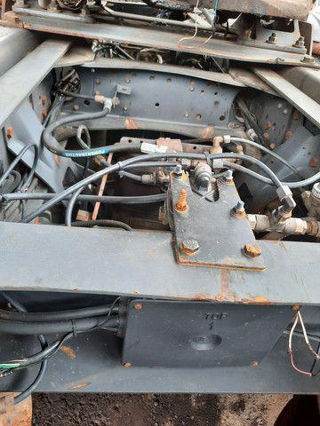 Scania 124 G 420 truck  - Foto 17