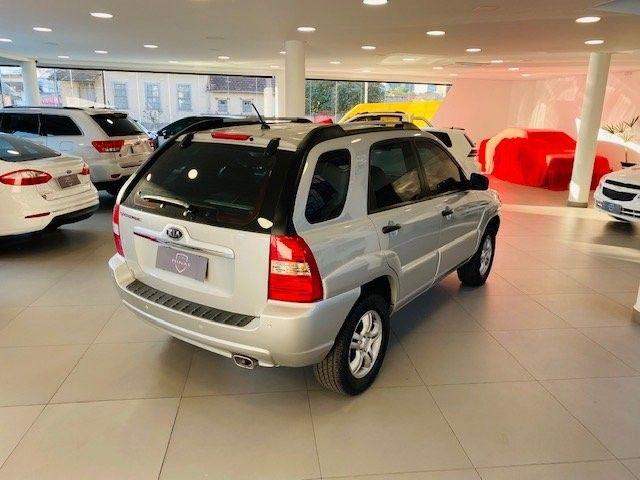 Kia sportage 2008 2.0 lx 4x2 16v gasolina 4p manual - Foto 5