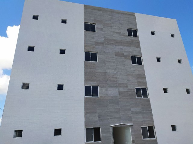 Ótimo apartamento com dois quartos e área de lazer no Novo Geisel João pessoa - Foto 2