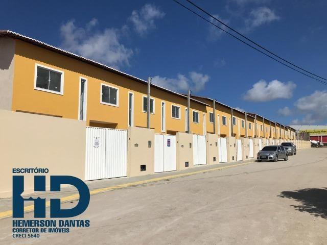Duplex - 2 quartos com 2 banheiros - Foto 2