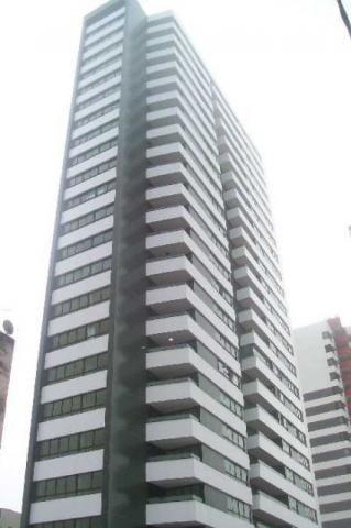 Apartamento novo, no Pina, 04 suítes, 154 m², 02 vagas e a 30 metros da orla