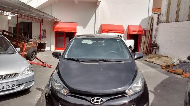 Hyundai Hb20 1.6, cor preto, mecanico, completo, flex