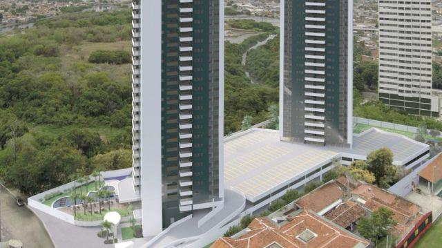 Apartamentos 4 Quartos em Ilha do Retiro (135 m² ) - Sistema Condomínio Fechado