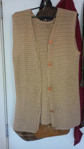 Casaquinho de lã