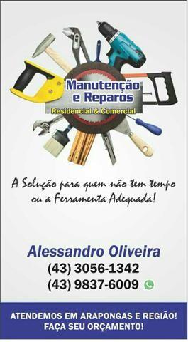 Alessandro Manutenção, Instalações e Reparos