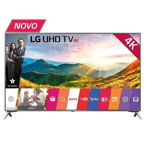 Smart Tv LG 4k 49 Pol Led 4 HDMI 2 USB Nova na caixa - Guarulhos