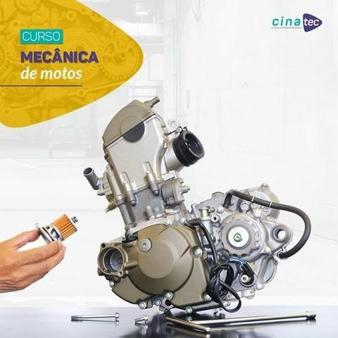 Curso de Mecânica de Motos e Injeção Eletrônica