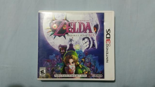 Zelda - Majora's Mask (3DS)