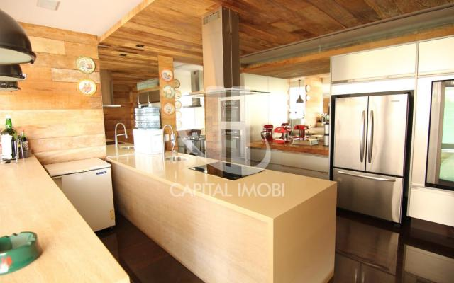 Casa de condomínio à venda com 5 dormitórios em Lago sul, Brasília cod:IN5CS23797 - Foto 8