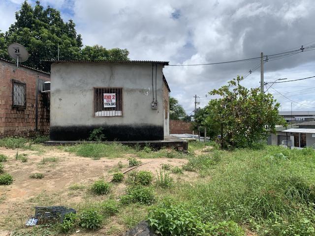 Nova Vitória casa com terreno med 8x25 plano - Foto 5