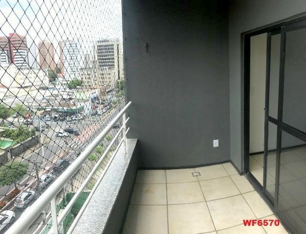Edifício Aldeota Style, apartamento com 3 quartos, 2 vagas, projetado, nascente, Aldeota - Foto 14