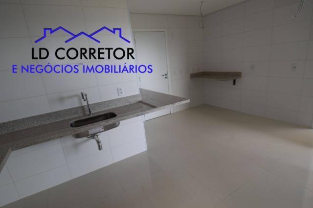 Apartamento à venda com 4 dormitórios em Park lozandes, Goiânia cod:COBEURO268 - Foto 7