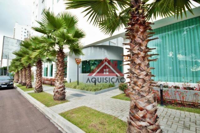 Apartamento com 3 dormitórios à venda, por r$ 399.000 - boa vista - curitiba/pr