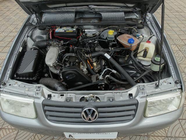 Vw - Volkswagen Santana 2.0MI_CoMpletO_ExtrANovO_LacradOOriginaL_Placa A_ - Foto 11
