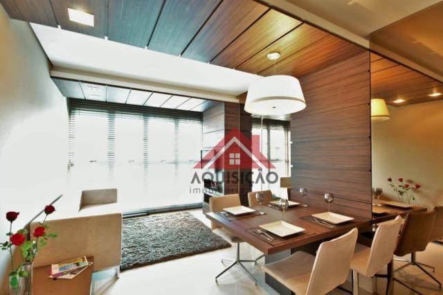 Apartamento com 3 dormitórios à venda, por r$ 399.000 - boa vista - curitiba/pr - Foto 13