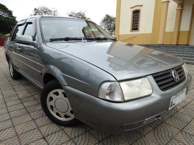 Vw - Volkswagen Santana 2.0MI_CoMpletO_ExtrANovO_LacradOOriginaL_Placa A_ - Foto 19