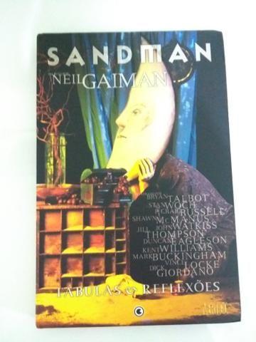 Sandman Fábulas e Reflexões