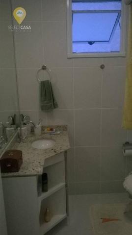 Excelente apartamento 3 quartos no villaggio manguinhos em morada de laranjeiras - Foto 8