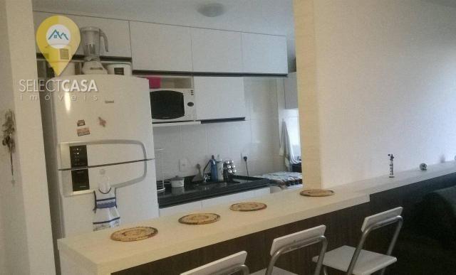 Excelente apartamento 3 quartos no villaggio manguinhos em morada de laranjeiras - Foto 2