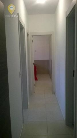 Excelente apartamento 3 quartos no villaggio manguinhos em morada de laranjeiras - Foto 6
