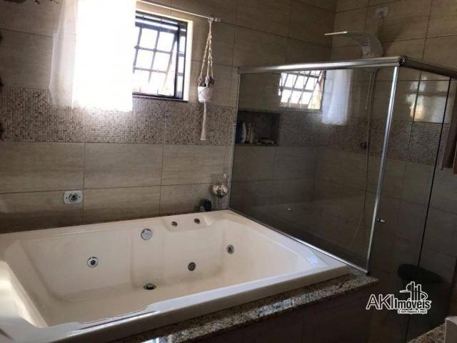 Casa com 6 dormitórios à venda, 380 m² por R$ 1.350.000 - Jardim Grécia - Porto Rico/PR - Foto 12