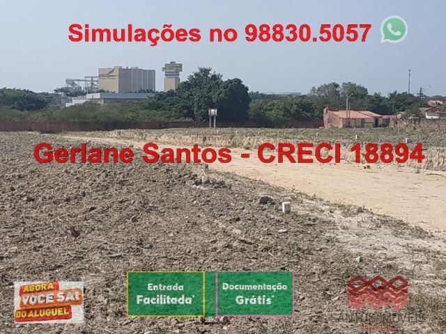 Terreno no Parque Dom Pedro ao lado da AV I