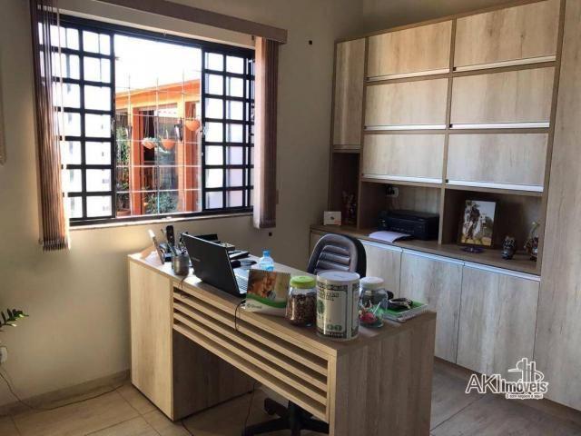 Casa com 6 dormitórios à venda, 380 m² por R$ 1.350.000 - Jardim Grécia - Porto Rico/PR - Foto 19