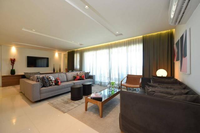 Apartamento com 4 dormitórios à venda, 152 m² por r$ 1.400.000,00 - varjota - fortaleza/ce - Foto 15