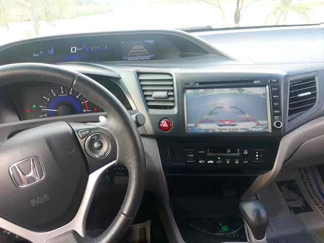 Honda Civic LXR ano 15/16 - Foto 8