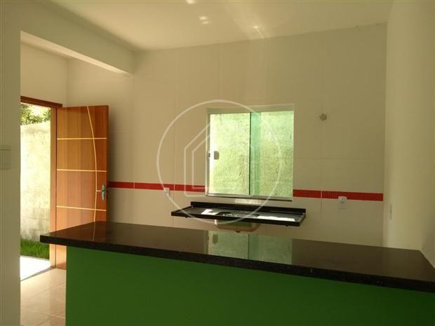 Casa de condomínio à venda com 1 dormitórios em São josé do imbassaí, Maricá cod:863638 - Foto 13